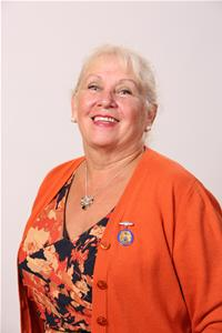 Profile image for Councillor Bridget Fortune