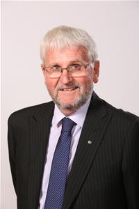 Councillor Kevin Hardisty