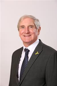 Profile image for Councillor Mike Barningham